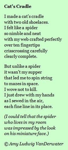 003 A poem about fear by a mini lesson about