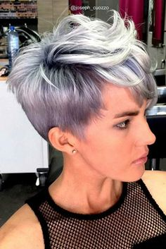 Popular Pixie Cut Looks You'll Instantly Adore ★ See more: http://amzn.to/2sNVyIT