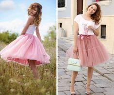 Které z TUTU sukniček dáváte přednost? TUTU s volánem nebo TUTU bez volánu. www.miabella.cz/tutu-sukne/