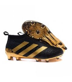 low priced bfdc6 97425 Acheter Adidas Ace16+ Purecontrol FG AG Chaussures de Football Pour Homme  Paul Pogba Or Noir