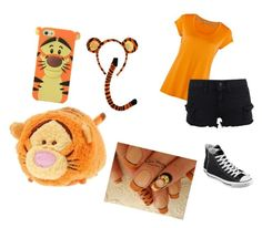 """""""Tigger"""" by rhino1021 ❤ liked on Polyvore"""