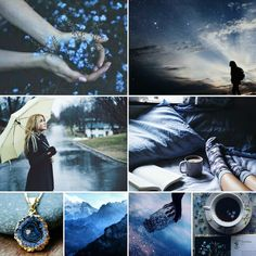 Ravenclaw INFP Aesthetic