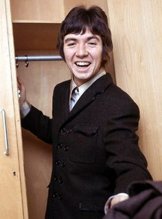 Ronnie Lane steps out