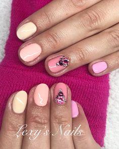 Nails , spring nails