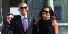 After leaving Trump's inauguration, former President Barack Obama and former first lady Michelle Obama were spotted vacationing in the British Virgin Islands