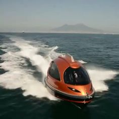 Boat Discover Jet capsule The coolest pint sized mobile water gadget. If you are a cool cat You definitely want this in your arsenal. Buy now at slay lifestyle Yacht Design, Boat Design, Mini Yacht, Yacht Boat, Pontoon Boat, Yachting Club, Bateau Yacht, Flying Vehicles, Cool Gadgets To Buy