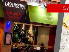 Cafe Nostra.  www.whatsoninlondon.co.uk  #restaurants #London #Italian