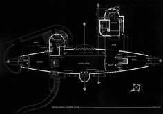 Bart Prince - Residência Mead Penhall - planta baixa
