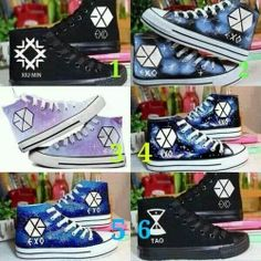 exo - Kelly these would be awesome!!!