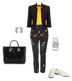 """""""#271"""" by snows22 ❤ liked on Polyvore featuring Dsquared2, Topshop, Phase Eight, Tod's and Cartier"""