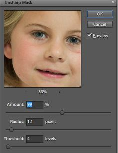 Helpful tips on sharpening images in PSE from @Amanda Padgett
