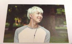 BTS Official MD ZipCode 17520 Rap Monster #1 Photocard of Photo Set Bangtan Boys