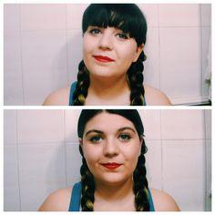 Flequillo postizo #extensiones #flequillo #flequillopostizo #blogger #bloguera #blog #blogging #pelo #hair