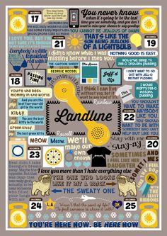 """Rainbow Rowell's """"Landline"""""""