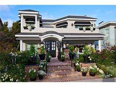 CORONADO VILLAGE House for sale : 6 bedrooms : 527 Ocean in Coronado
