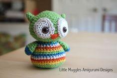 Owl ~ free pattern