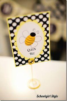 The Happy Honeybee Collection by Schoolgirl Style Bee classroom theme classroom decor