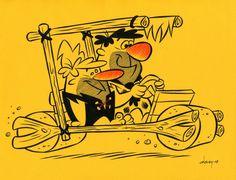 Patrick Owsley Cartoon Art and More! Car Drawings, Cool Cartoons, Comic Art, Cartoon Art, Character Art, Concept Art, Disney Characters, Fictional Characters, Art Gallery