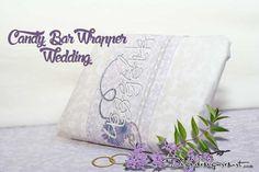 Candy Bar Wrapper Wedding