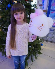 Cute Baby Girl, Cute Girls, Cute Babies, Little Girls, Baby Girls, The Most Beautiful Girl, Beautiful Children, Beautiful Models, Anastasia Knyazeva