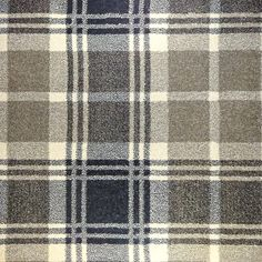 Kintour Castle Bay Tartan. Woven Wilton. 100% Polypropylene Ultra Stain Free, Woven Backing. Suitable for extra heavy domestic. 4m. Price: £16.71 yd2 £19.99 m2.