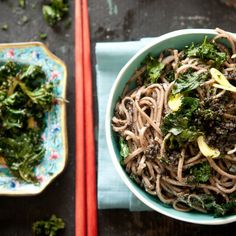 5 Soba Noodle Recipes for Winter