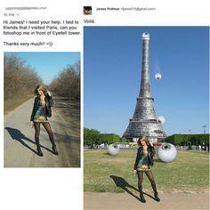 James Fridman : l'as de Photoshop qui ne vous aidera jamais !