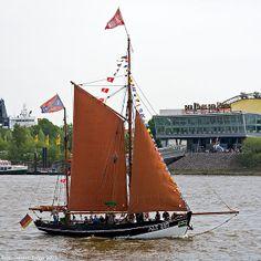 Catarina ALT 287 Fisch-Ewer Hamburg