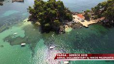Η ΜΑΓΕΥΤΙΚΗ ΠΑΡΓΑ - PARGA GREECE AERIAL VIDEO