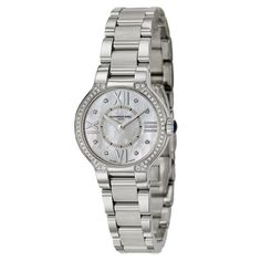 Women's Wrist Watches - Raymond Weil Womens 5927STS00995 Noemia Stainless Steel Watch with Link Bracelet * Click on the image for additional details.