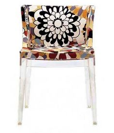 Mademoiselle Chair / Missoni Design   Contemporary Dining Room Chair