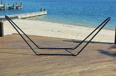 Bliss Hammock 10 ft. Steel Hammock Stand
