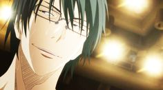This kind of sly person...anyway Shoichi Imayoshi looks so hawt for me, XD