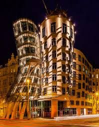 Dancing house in Czech Republic one of the most architecture work from Ghery #architecture #celebratedesign #toparchitects #designworks