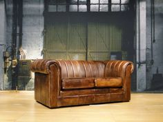 Leren Chesterfield Bank.86 Best Vintage Bankstellen Images Furniture Home Decor Home