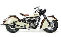 Indian Revival: Kiwi Indian Motorcycles, Inc. - Classic American Motorcycles - Motorcycle Classics