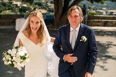 Robe de mariée Constance Fournier - Elise - 2016 - Corse - Lumio