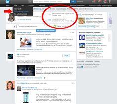 Cómo sacarle rendimiento a la opción de quién ha visto mi perfil en LinkedIn. Por @celiahil