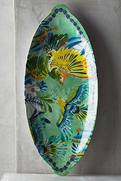 Alperta Melamine Platter