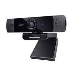 """Brand: AUKEYColor: BlackFeatures: 【1080p Full HD Webcam with High Refresh Rate】The 1080p 2-megapixel webcam features a 1/2.9"""" CMOS image sensor at 30fps. Ensures sharp and smooth video with great clarity even in dimly lit rooms. Streams and captures clearer and more detailed video, also with stereo sound 【Build-in Dual Noise Cancelling Microphones】The webcam equipped with built-in noise-reducing microphones effectively allows for natural communication. Minimizes the disturbance by reducing… Multiple Monitor Setup, Gaming Pc Build, Computer Camera, Mac Os 10, Network Switch, Google Hangouts, Thing 1, Full Hd Video, Logitech"""
