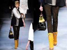 Karl Lagerfeld for Fendi 2010
