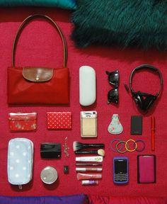 """""""What's in your bag"""""""