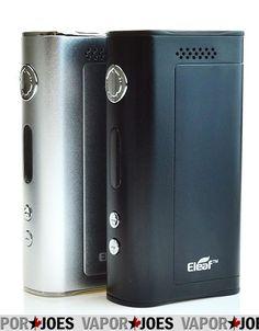 Vapor Joes - Daily Vaping Deals: USA BLOWOUT:  ELEAF ISTICK 100 WATT BOX MOD - $32....