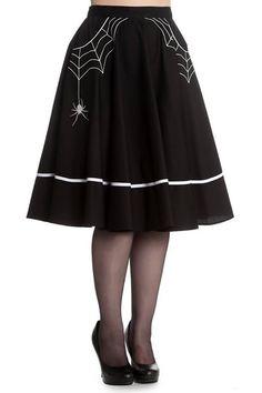 Spider skirt