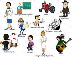Polish Jobs and Professions Vocabulary