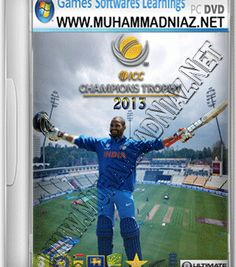 ICC Champions Trophy 2013 Free Download PC Game Full Version | Muhammad Niaz