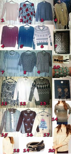 Eastern Skin: Winter fashion and accessories haul all mine