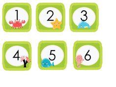 Bathroom Signs For Kindergarten custom ocean themed teachers classroom door sign - sea animals