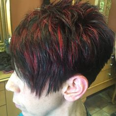 Created at HairArtistrybyValerie
