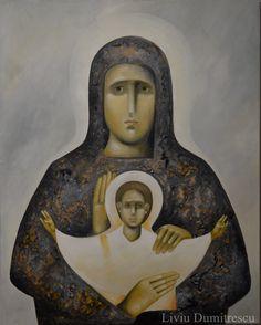 Mother of God - Contemporary Religious Art